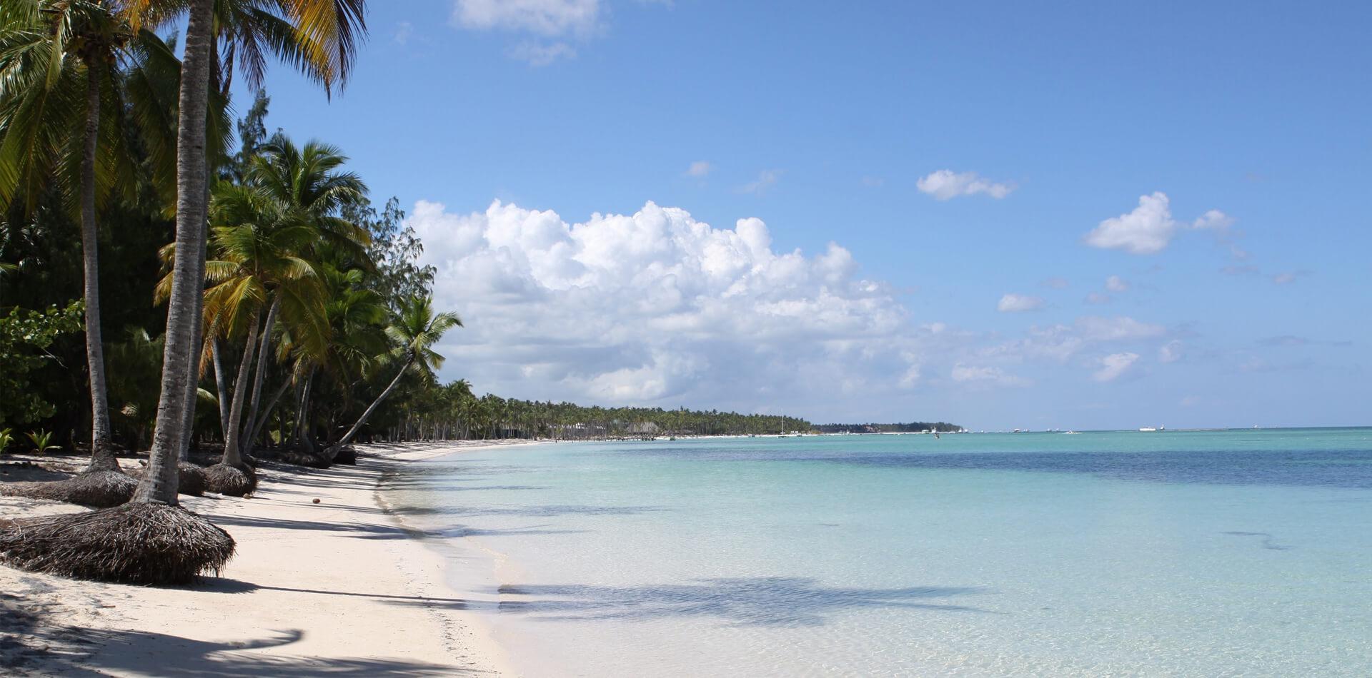 Фото пляжа в доминиканой