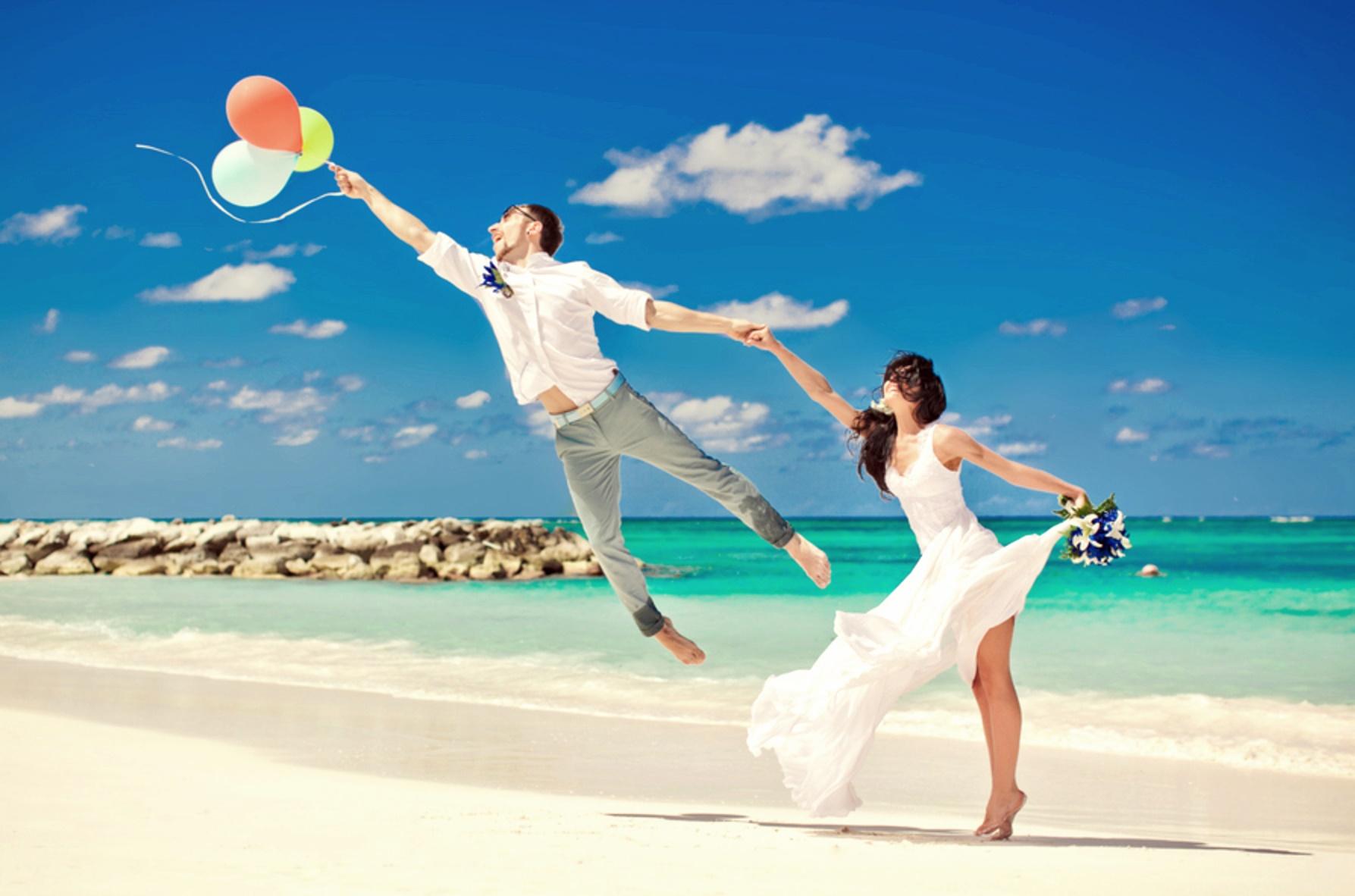 картинки на отдыхе свадьбы если питомец